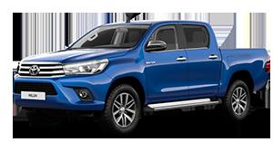 Toyota Hilux - Concessionario Toyota Trieste, Udine e Gorizia