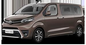 Toyota Proace Verso - Concessionario Toyota Trieste, Udine e Gorizia
