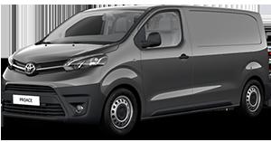 Toyota Proace - Concessionario Toyota Trieste, Udine e Gorizia