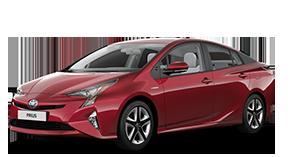 Toyota Prius - Concessionario Toyota Trieste, Udine e Gorizia