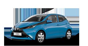 Toyota AYGO - Concessionario Toyota Trieste, Udine e Gorizia