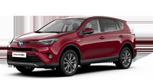 Toyota RAV4 - Concessionario Toyota Trieste, Udine e Gorizia