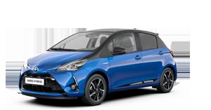Toyota Yaris - Concessionario Toyota Trieste, Udine e Gorizia