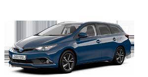 Toyota Auris Touring Sports - Concessionario Toyota Trieste, Udine e Gorizia