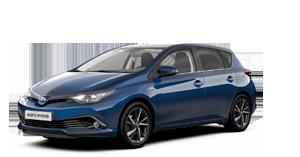 Toyota Auris - Concessionario Toyota Trieste, Udine e Gorizia